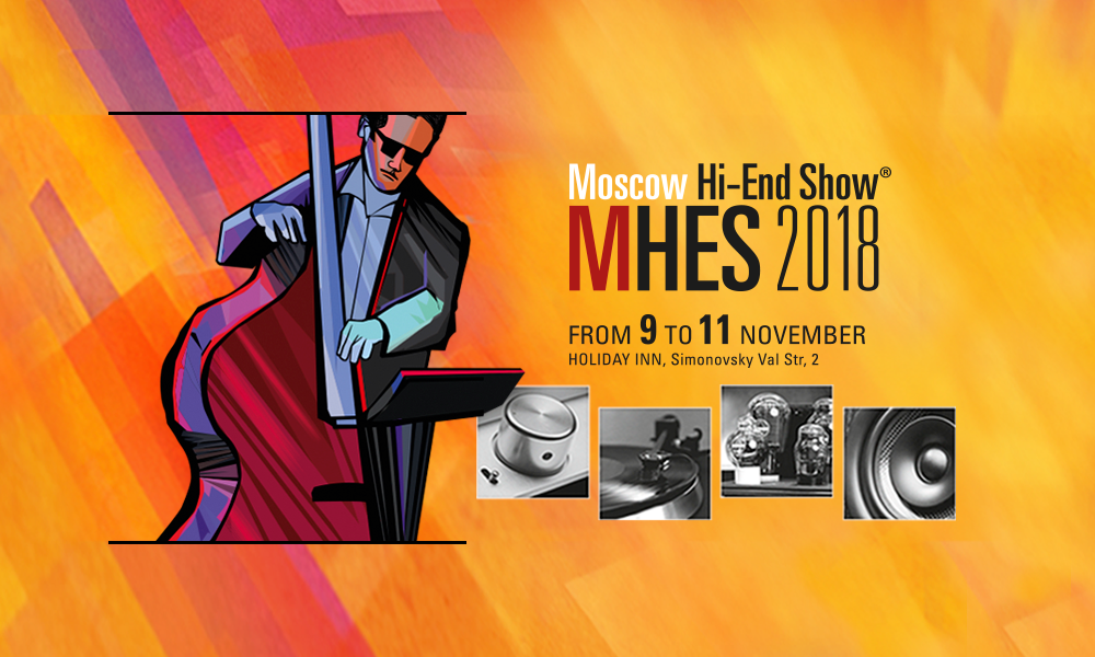 Moscow Hi-End Show 2018